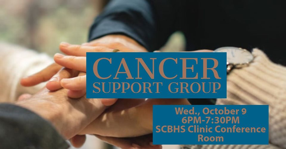 Event Promo Photo For Cancer Support Group