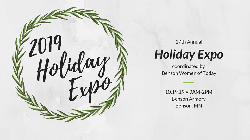2019 Holiday Expo - Benson Women of Today Photo - Click Here to See
