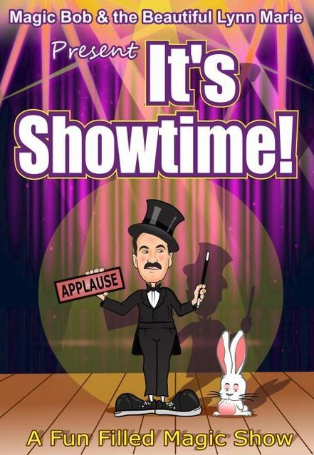 It's Showtime! Magic Show Photo