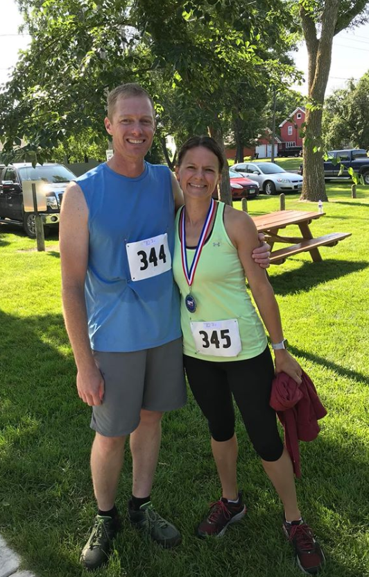 Pillsbury Push 5k run/walk & 10k run Photo